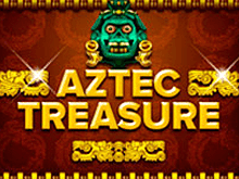 Aztec Treasure - азартные игры 777