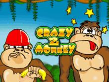 слот Crazy Monkey 2 в интернете