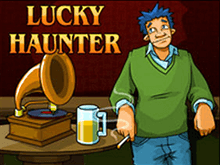 Lucky Haunter - играй на деньги